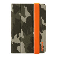 InCase Maki Jacket for iPad mini - Forest Camo/Orange