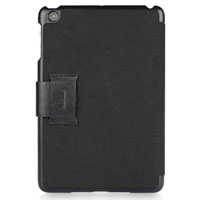 MacAlly Protective Portfolio & Stand Designed for iPad mini Black