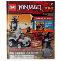 Lego Ninjago with Lego Battles: Ninjago (DS)