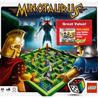 Lego LEGO Minotaurus with LEGO Battles