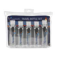 Travelocity Travel Bottle Set