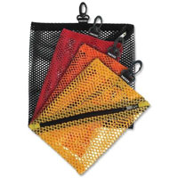 Ideastream Mesh Cord Bags 3 Pack