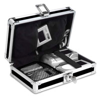 Ideastream Locking Gadget Box Black