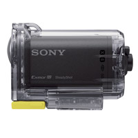 Sony HDR-AS15 Full HD 1080p Action Cam with Wi-Fi - Black