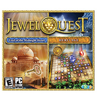 ValuSoft Jewel Quest 4 / Jewel Quest Mystery 2 (PC)
