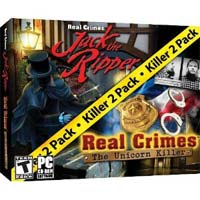 ValuSoft Real Crimes: Jack the Ripper JC (PC)
