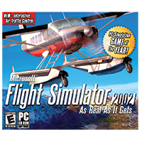 ValuSoft Flight Simulator 2002 (PC)