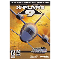 Graphsim X-Plane 9 (PC)