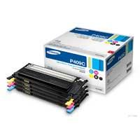 Samsung CLT-P409C CMYK Laser Toner Cartridges