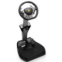 Thrustmaster Ferrari Vibration GT Cockpit 458 Italia Edition For Xbox 360