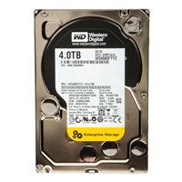 "WD RE Enterprise 4TB 7,200 RPM SATA 6.0Gbps 3.5"" Internal Server/Workstation Hard Drive WD4000FYYZ - Bare Drive"