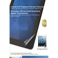Green Onions Supply Crystal Anti-Fingerprint Screen Protector for iPad mini