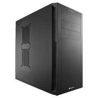 Corsair Carbide 200R ATX Mid-Tower Computer Case - Black