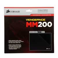 Corsair Vengeance MM200 Gaming Mouse Mat - Compact Edition