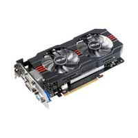 ASUS GTX650TI-O-1GD5 NVIDIA GeForce GTX 650Ti 1024MB GDDR5 PCIe 3.0 x16 Video Card