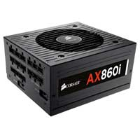 Corsair Professional Series AX860i 860 Watt Digital ATX/EPS Modular Power Supply