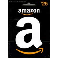 InComm Amazon $25 Gift Card