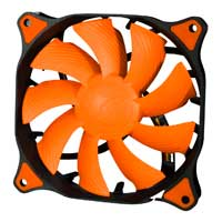 H.E.C. Cougar CFV12H 120mm Hydro Dynamic Bearing Case Fan