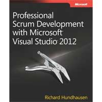Microsoft Press PROF SCRUM DEV VISUAL