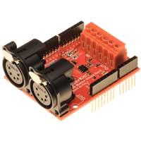 Gheo Electronics Tinkerkit DMX Master Shield