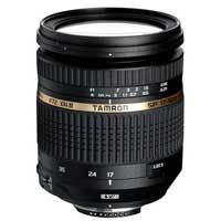 Tamron SP 17-50mm F/2.8 Di II VC Lens with Hood for Canon Mount