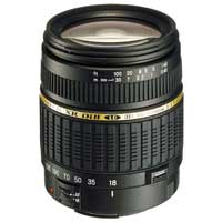 Tamron AF 18-200mm F/3.5-6.3 Di II Lens with Hood for Canon Mount