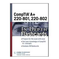 Cengage Learning COMPTIA A+ IN DEPTH FLASH