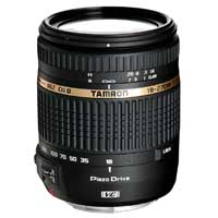 Tamron AF 18-270mm F/3.5-6.3 Di II Lens with Hood for Nikon Mount