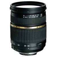 Tamron SP 28-75mm F/2.8 Di Lens with Hood for Nikon Mount