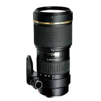 Tamron SP 70-200mm F/2.8 Di Lens with Hood and Case for Canon Mount