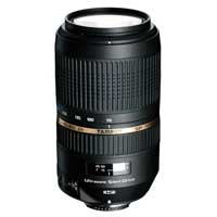 Tamron SP 70-300mm F/4-5.6 Di VC USD Lens with Hood for Canon Mount
