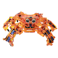 Arcbotics HEXY the Hexapod Robot Kit V1 Orange