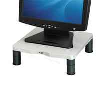 Fellowes Adjustable Monitor Riser Supports LED monitors up to 21""
