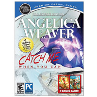 Encore Software Angelica Weaver: Catch Me When You Can (PC)