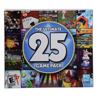 Encore Software The Ultimate 25 Game Pack Jewel Case