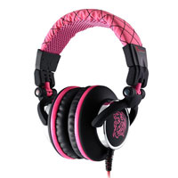 Thermaltake eSPORTS Chao Headphone - Dracco Performance Pink