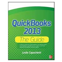 McGraw-Hill QUICKBOOKS 2013 GUIDE