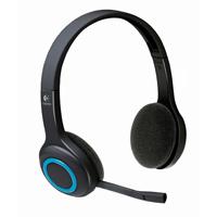 Logitech 981-000341 H600 2.4GHz Wireless Headset - Refurbished