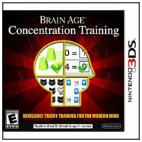 Nintendo Brain Age: Concentration Training (3DS)