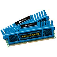 Corsair Vengeance Performance 16GB (2x8GB) DDR3 1600MHz Memory Module