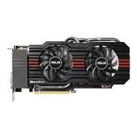 ASUS GTX660-TIDC2025-2GD5 NVIDIA GeForce GTX 660 Ti Overclocked 2048MB GDDR5 PCIe 3.0 x16 Video Card