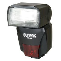 SUNPAK PZ42X Flash for Canon DSLR Cameras