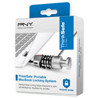 PNY ThinkSafe Portable MacBook Locking System