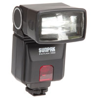 SUNPAK DigiFlash 3000 Flash for Canon DSLR Cameras