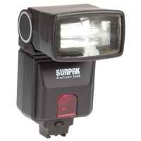 SUNPAK DigiFlash 3000 Flash for Sony Alpha DSLR Cameras