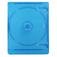 Inland 11mm Blu-ray Case Blue 10-Pack