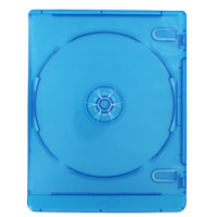 Inland 11mm Double Blu-ray Case 10-Pack