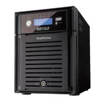 BUFFALO TS-XE4.0TL/R5 TeraStation ES 4-Bay 4TB RAID Network Attached Storage (NAS)