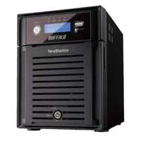 BUFFALO TeraStation ES TS-XE8.0TL/R5 8TB Gigabit Ethernet RAID Network Attached Storage (NAS)