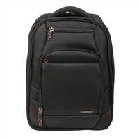 "Samsonite Xenon 2 Perfect Fit Laptop Backpack Fits Screens up to 15.6"" - Black"